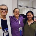 Susan with Diana Gabaldon and Jody Allen